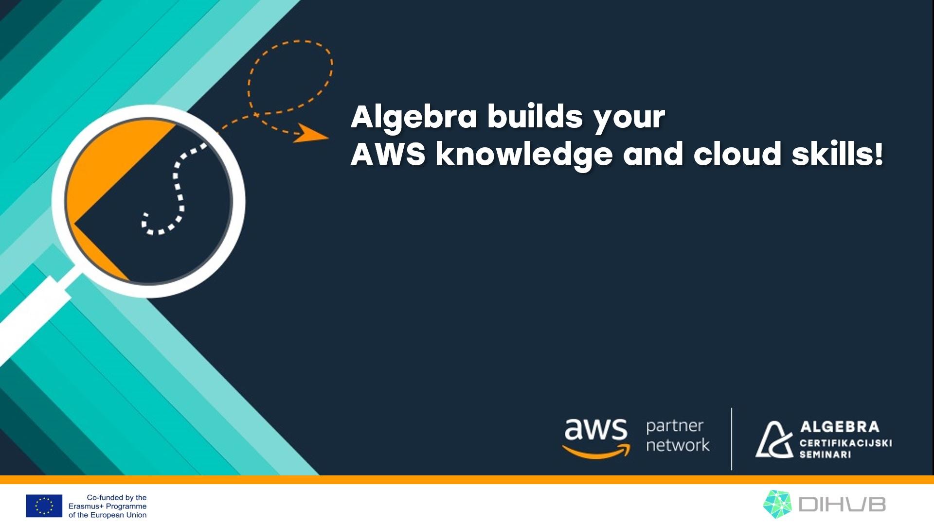 Amazon Web Services educational training in Croatia